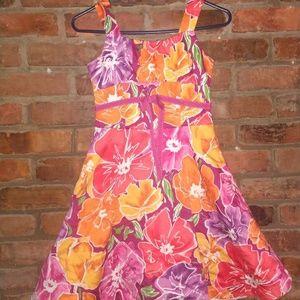 Rare Editions Big Girls Dress